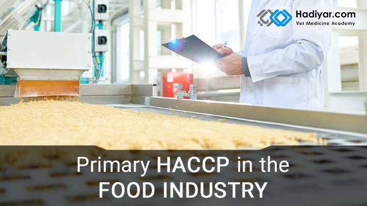 HACCP مقدماتی در صنایع غذایی